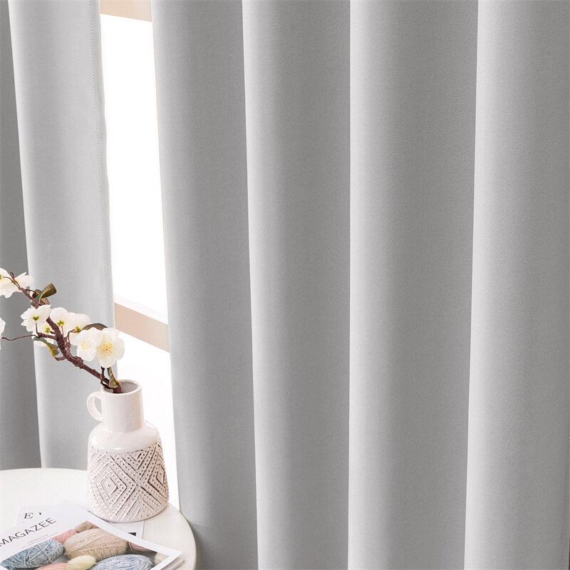 cortina hojas blackout cortinas cortinas salón cortinas de sala baratas cortinas saloncortinas cortina opaca azules dormitorios cortinas de salon decoracion techo cortinas tela