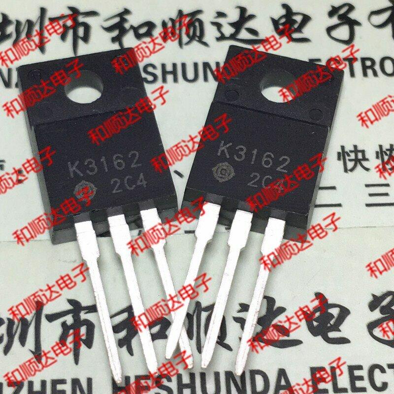 الأصلي جديد/5 قطعة/2SK3162 K3162 TO-220F 200V 20A