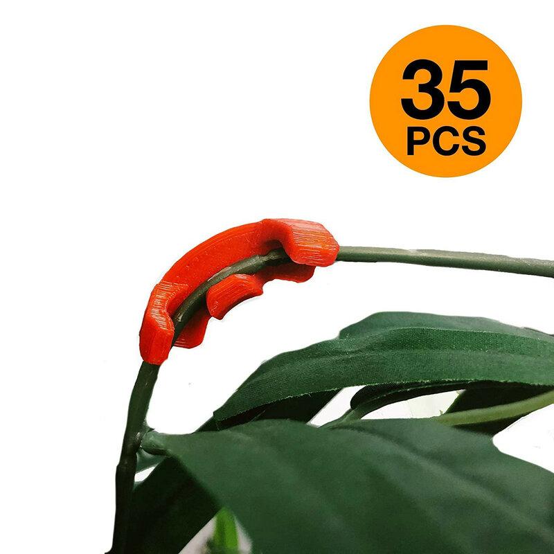 35 개 HMG 90 도 식물 벤더 낮은 스트레스 훈련 및 식물 학위 벤더 식물 훈련 곡선 식물 홀더 2021