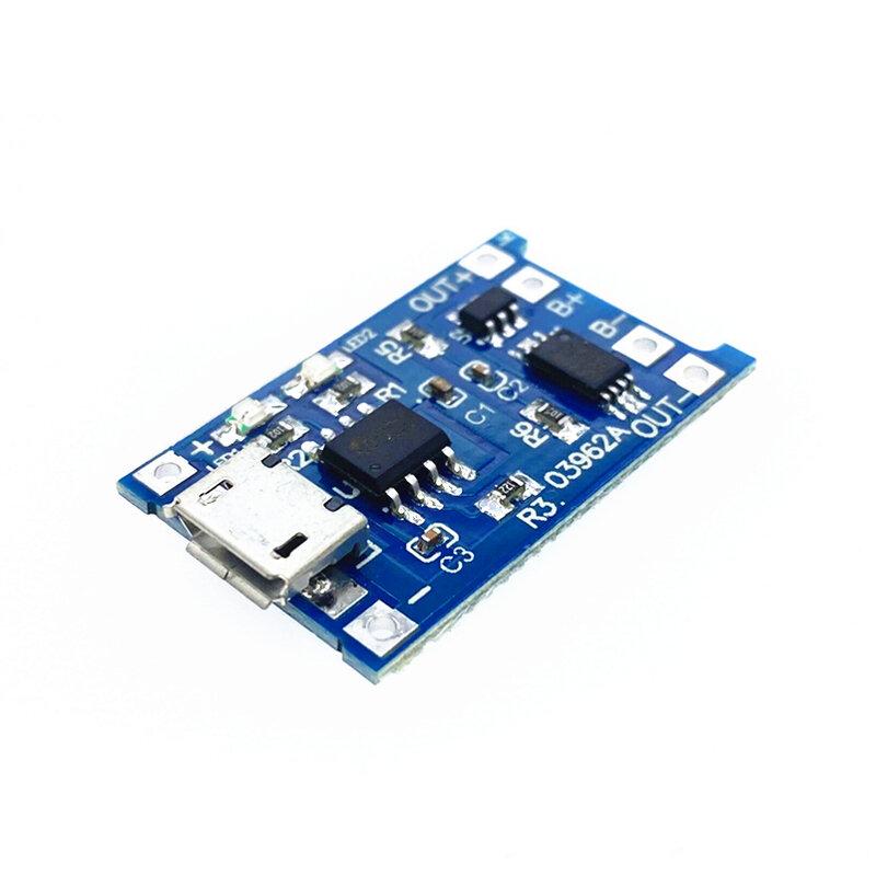 1 قطعة ENLINCA 5 فولت 1A المصغّر USB 18650 Type-c بطارية ليثيوم شحن مجلس وحدة شاحن + حماية وظائف مزدوجة TP4056 18650