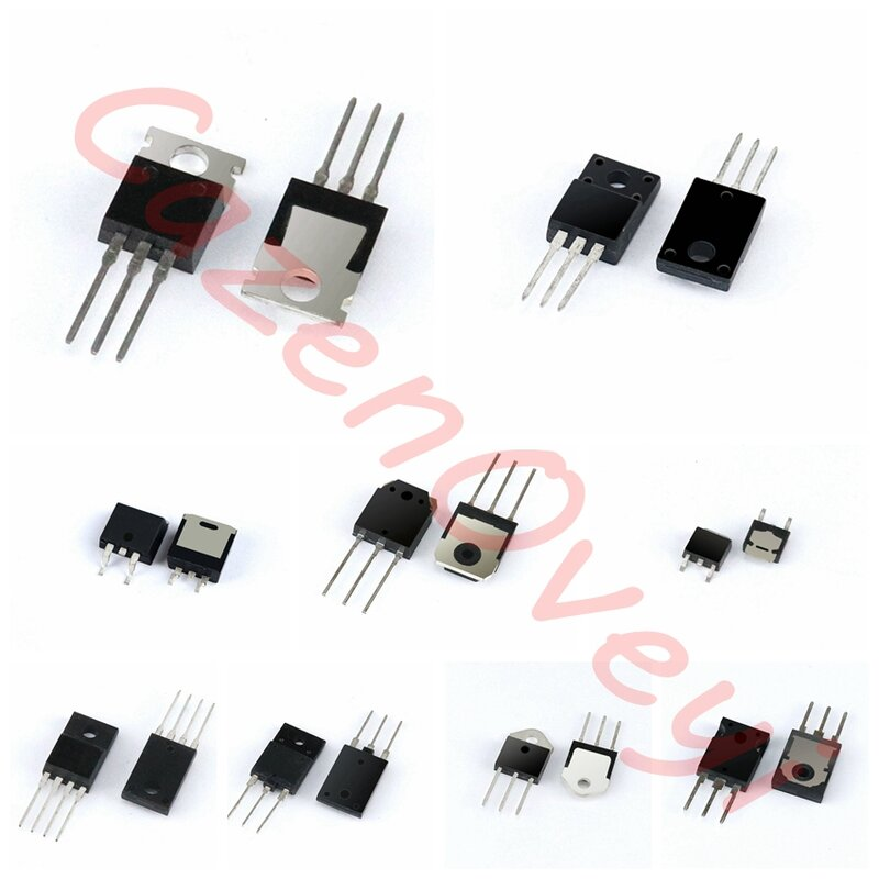 5 قطعة/الوحدة MBRD10100CT MBRD10100 إلى 252 100V 10A