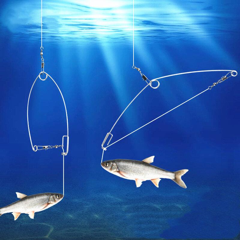 อัตโนมัติตกปลา Hook Ejection Lazy Person Universal ความเร็วสูงทั้งหมดน้ำปลา Hook