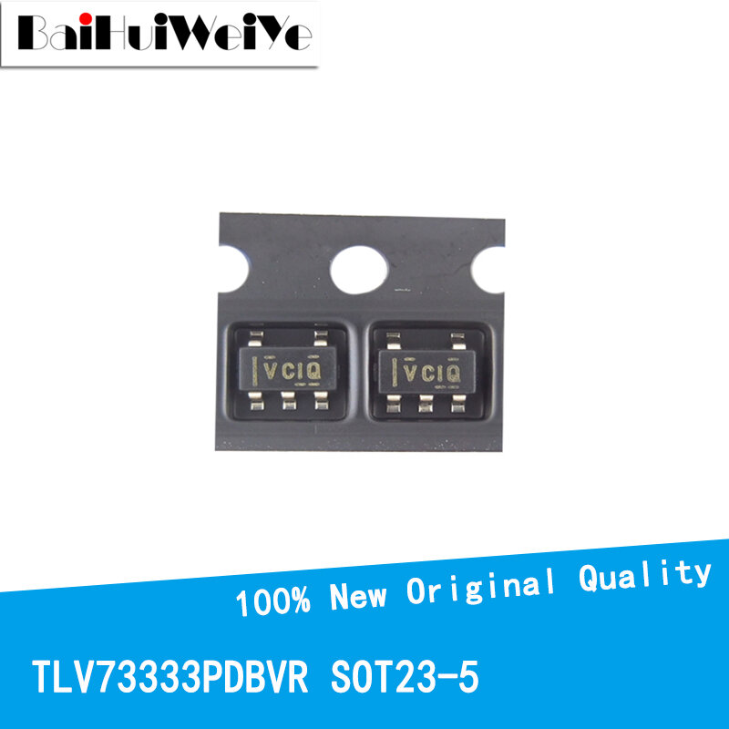 20 قطعة TLV73333PDBVR SOT23-5 جديدة ومبتكرة IC VCIQ TLV73333 TLV73333PDBV