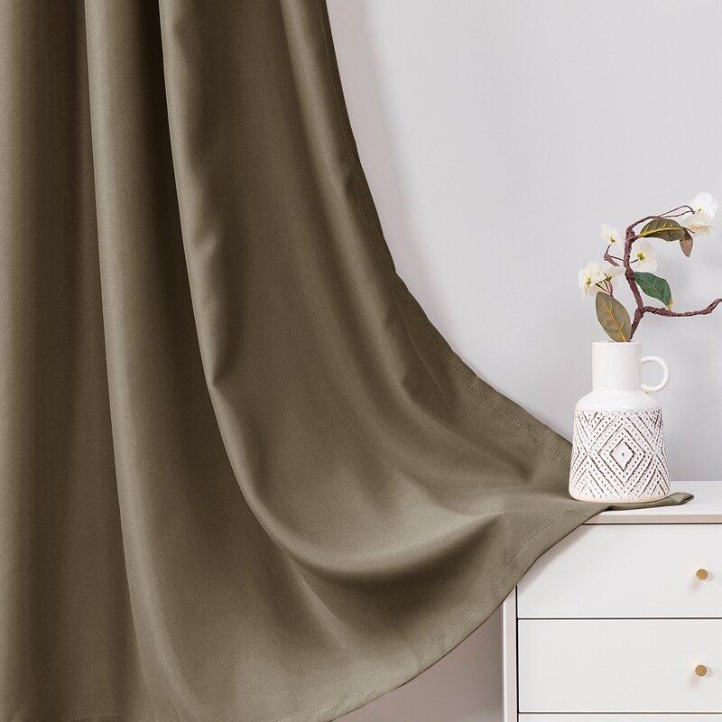 Tende oscuranti moderne BHD per tende per trattamento finestre tende finite tende oscuranti per soggiorno la camera da letto