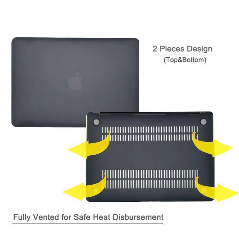 غلاف الكمبيوتر المحمول Macbook Air ، 2020 بوصة ، 15.4 بوصة ، مع شريحة تعمل باللمس ، لـ Macbook M1 ، Air Pro Retina 11 ، 12 ، 13 ، 15 ، 16 ، Mac Book 13.3