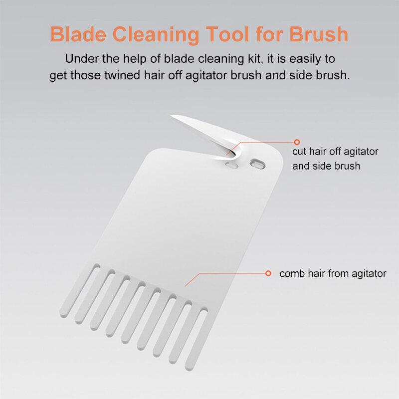 8 pezzi Mi Robot aspirapolvere parti Kit di ricambio per Xiaomi Robo2 Robot S50 S51 filtri spazzola principale spazzole laterali accessori