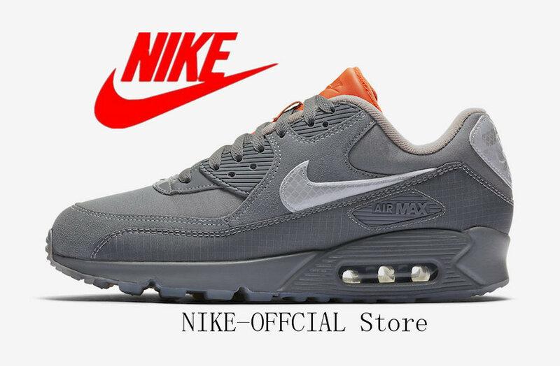 Scarpe da corsa Nike Air Max 90 shoes uomo nuovo arrivo arancione verde taglia 40-45 rosso nero CI9111-003