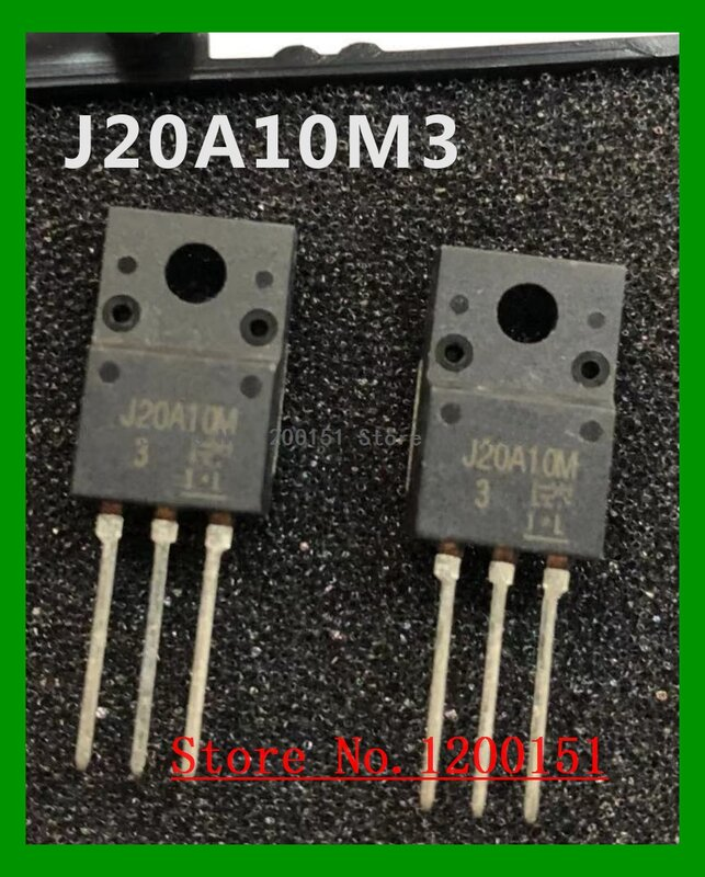 J20A10M3 TJ20A10M3 TO-220F
