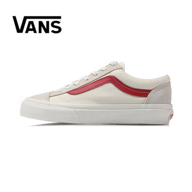 Scarpe da skateboard originali Vans Old Skool da uomo in tela ...
