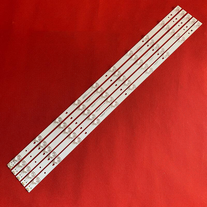 5 unid/lote para HAI ER LE42AL88R81A2 TV retroiluminación LED42D10A-ZC14DFG-01 30342010203