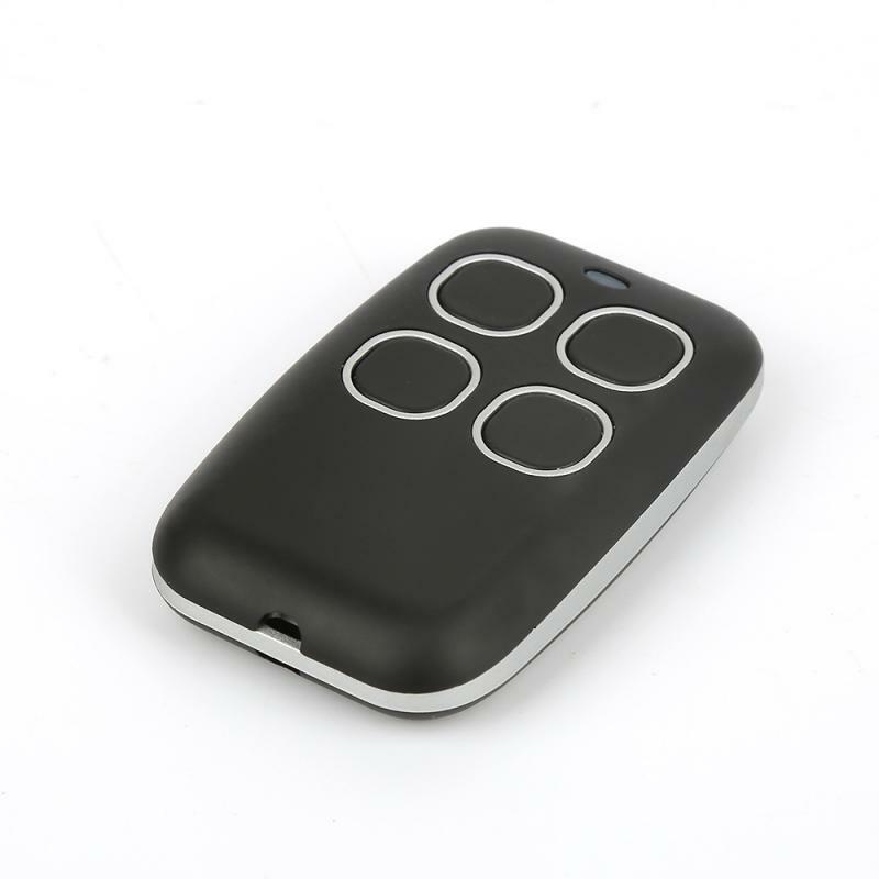 جهاز تحكم عن بعد لباب المرآب 280-868 ميجا هرتز تكرار متعدد التردد مسح تلقائي متعدد العلامات التجارية الثابتة المتداول رمز بوابة فتاحة