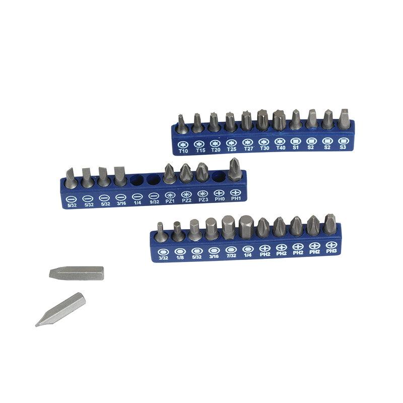 WORKPRO مجموعة أدوات التصليح المنزلية, معدات التصليح تشمل تشكيلة مقبس ومفكات براغي