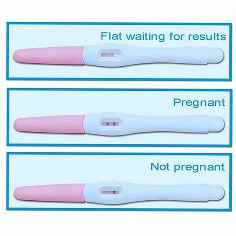임신 HCG 소변 검사 오메 개인 조기 LH 임신 소변 중류 빠른 테스트 배란 테스트 여성용, 5 개