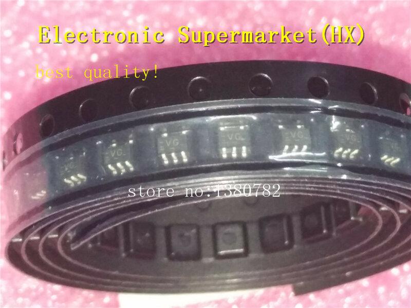 100% جديد الأصلي 74LVC1G32GV 74LVC1 74LVC1G32 SOT223-5 IC في الأسهم!
