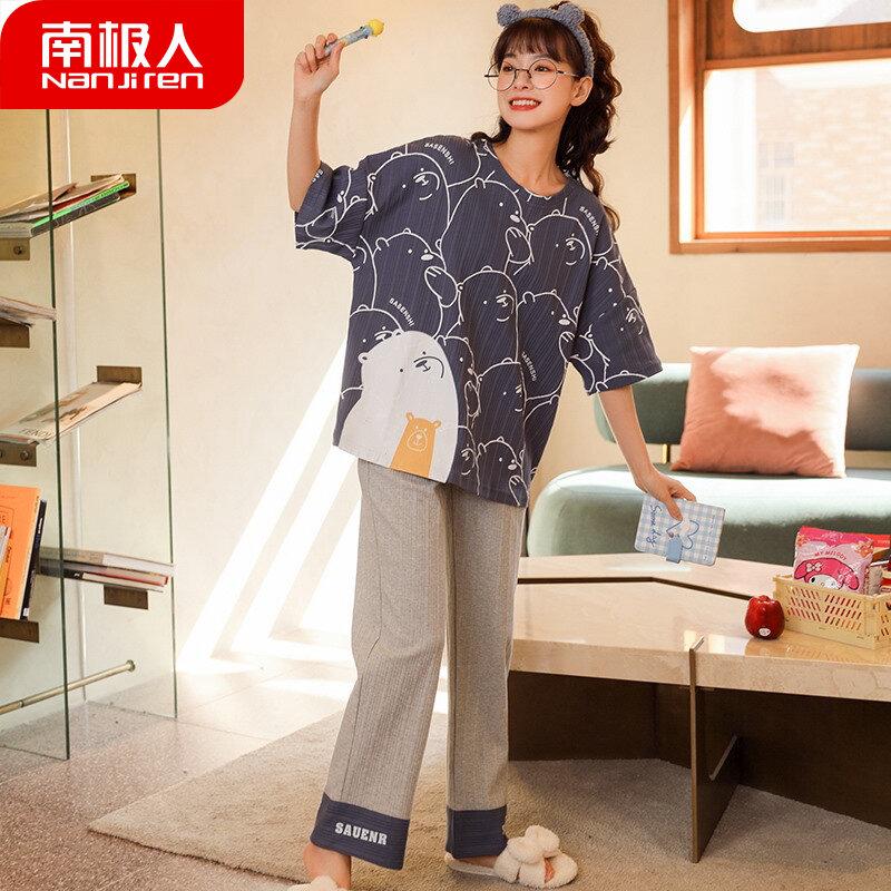 CMAZ-Conjuntos de pijamas para mujer