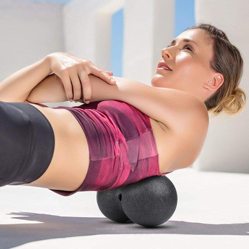 Balle de crosse EPP Fitness thérapie par balle d'arachide relaxation exercice balle de Massage soulager le Stress et améliorer la Circulation sanguine