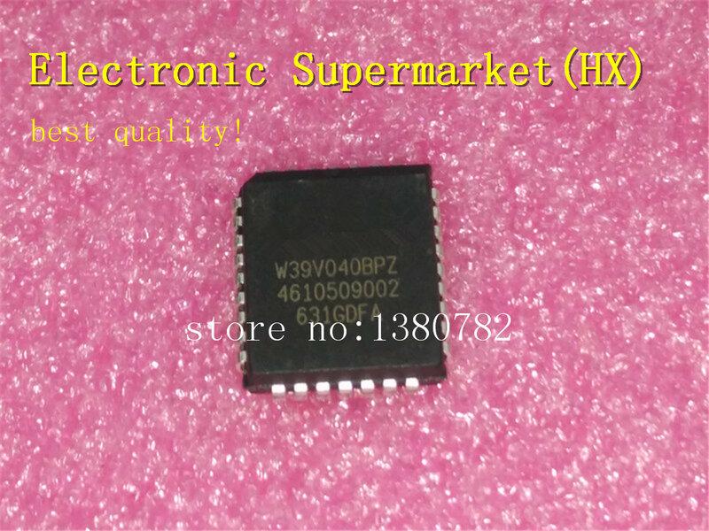 شحن مجاني W39V040BPZ W39V040 39V040BPZ 100% جديد الأصلي