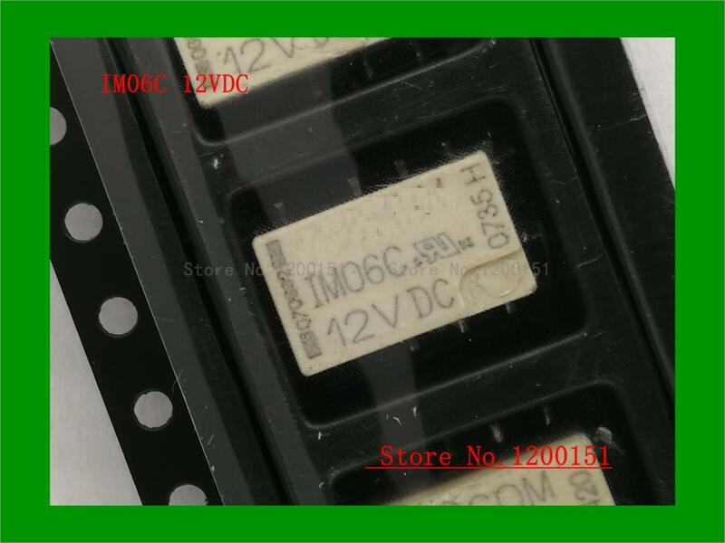 IM06C IM06 12VDC تتابع SOP-8