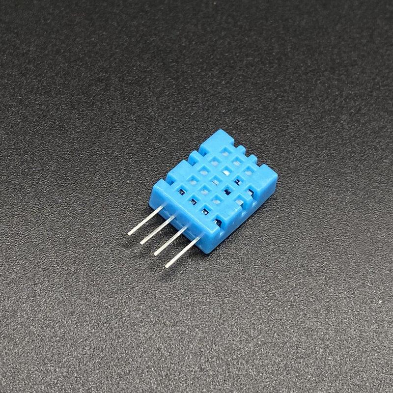 1 قطعة DHT11 الاستشعار الإخراج الرقمي درجة الحرارة و الرطوبة الاستشعار عالية الجودة DHT-11