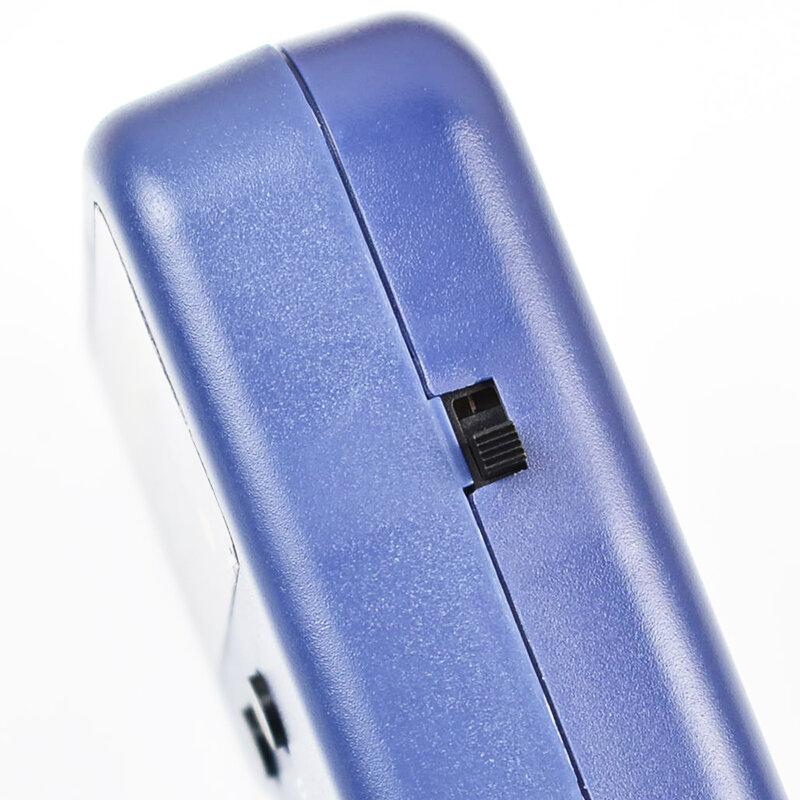 Lecteur de carte d'identité 125KHz RFID portable et graveur/copieur/duplicateur/programmeur + 3 pièces EM4305 T5577 étiquettes inscriptibles contrôle d'accès