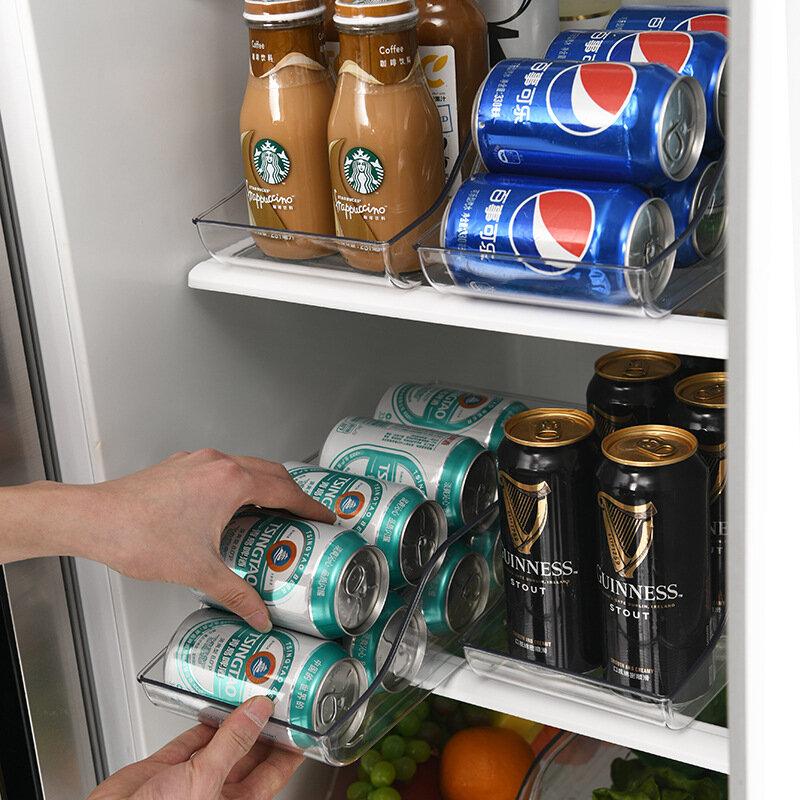 Küche Konserven Getränke Lagerung Korb Sideboard Bier Kühlschrank Lagerung Box Palette Box Cola Obst Und Gemüse Container
