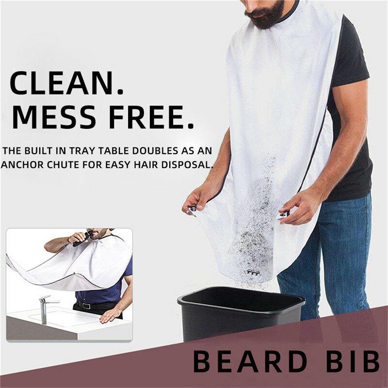 면도 Wai 남자 스타일 앞치마 투명한 흡입 컵 남성 면도 앞치마 욕실 수염 포수 케어 깨끗한 머리 홀더 크리 에이 티브