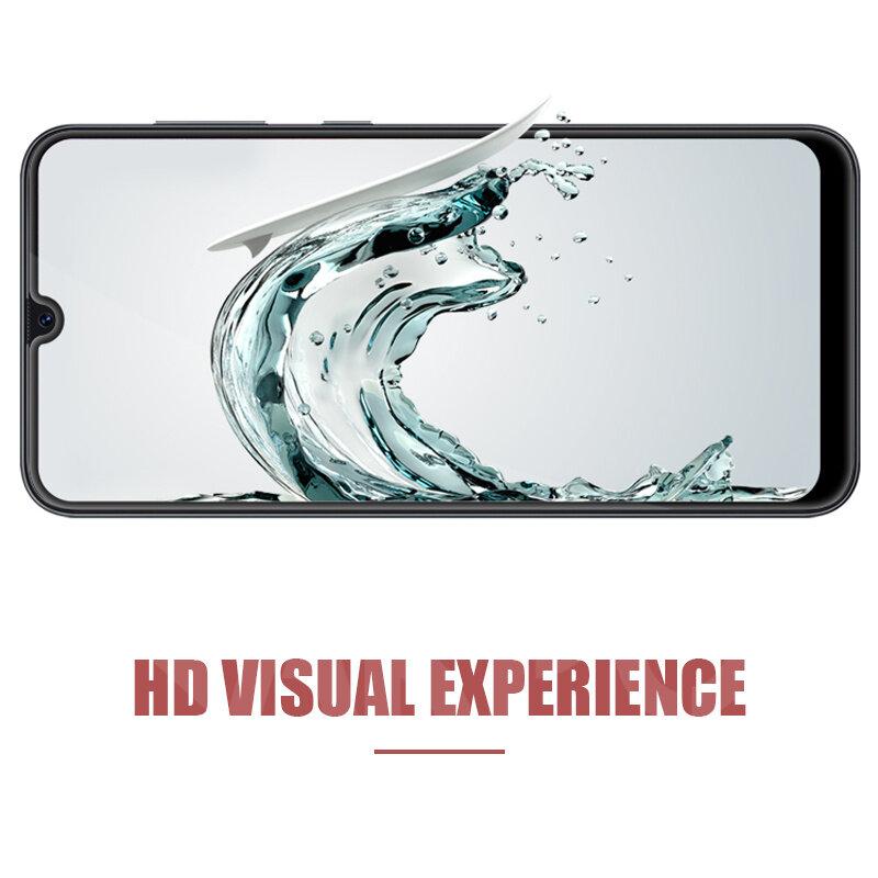 9D เต็มรูปแบบกระจกนิรภัยสำหรับ Samsung Galaxy A10 A20 A30 A40 A50 A60 A70ป้องกันหน้าจอ A80 A90 M10 m20 M30 M40 Glas กรณีฟิล์ม