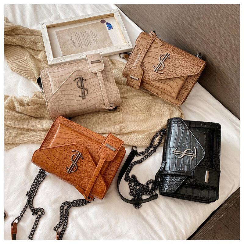 Famous Brand Luxury Handbags Women Bags Designer Lady Classic Plaid Shoulder Crossbody Bags pu Leather Women Messenger handbags