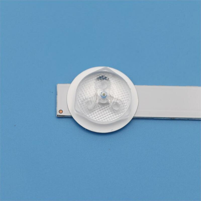 """새로운 LED 백라이트 스트립 40 """"NDV REV1.0 ABC 도시바 40L3433DG VESTEL VES390UNDC-01 VES400UNDS-01 VES400UNDS-02"""