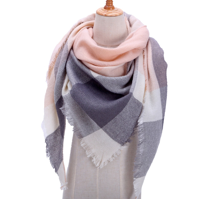 2021ถักฤดูใบไม้ผลิฤดูหนาวผู้หญิงผ้าพันคอผ้าพันคออบอุ่นผ้าพันคอผ้าพันคอผ้าพันคอผ้าพันคอผ้...