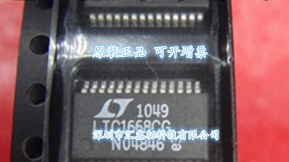 LTC1668CG LTC1668 SSOP28