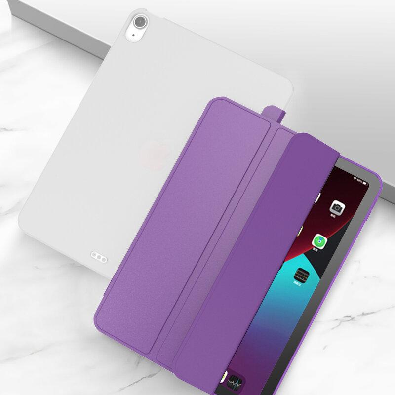 غطاء حافظة لجهاز iPad 9.7 2017 2018 ، حافظة من السيليكون الناعم AIYOPEEN غطاء ذكي حامل حامل لأجهزة iPad 9.7 2018 جراب A1822 A1954 A1893