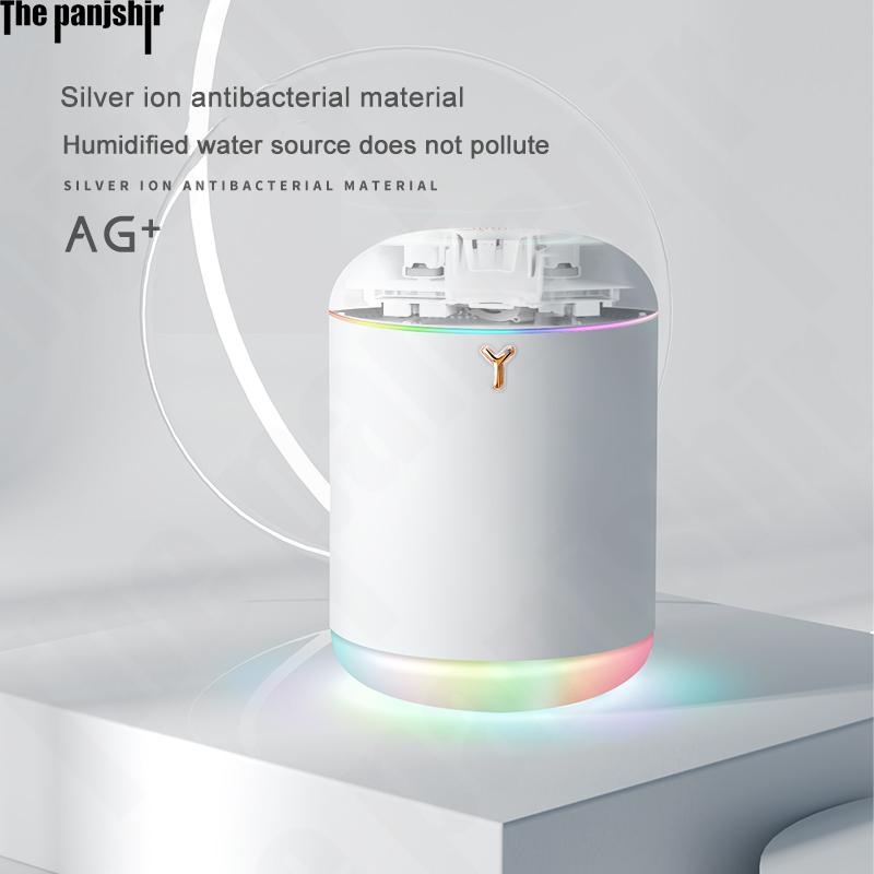 Neue Ultraschall-luftbefeuchter Haushalt Feuchtigkeitsspendende Spray Student Schlafsaal Auto Befeuchtung Aromatherap mit LED Nacht Licht