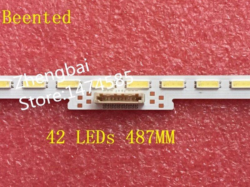 "Beented, 1 Uds., tira LED de 40 "", LM41-00111A de 42 LEDs de 487MM para KDL-40R550C NS5S400VND02"