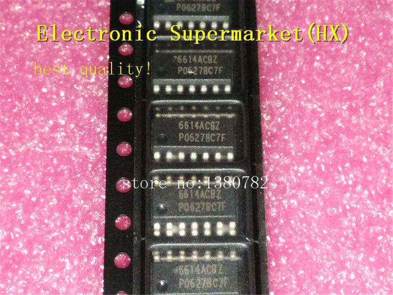 100% جديد الأصلي ISL6614ACB-T ISL6614ACB ISL6614 SOP-14 IC في عدد اسهم!