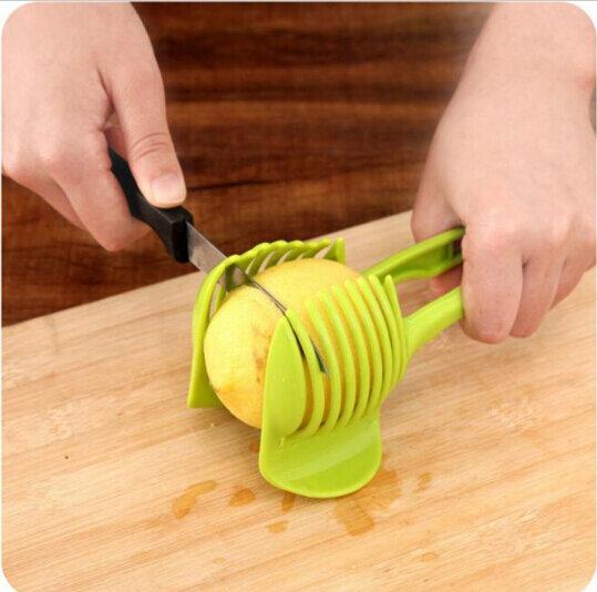 มือถือCreative Kitchenผลไม้และผักสีส้มมะนาวเค้กคลิปMulti-Functionเครื่องมือห้องครัว