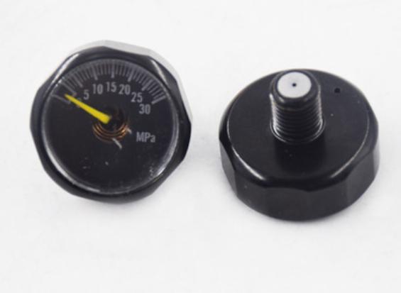 Pcp مقياس ضغط صغير m8 * 1 30mpa 40mpa (2 الجداول)