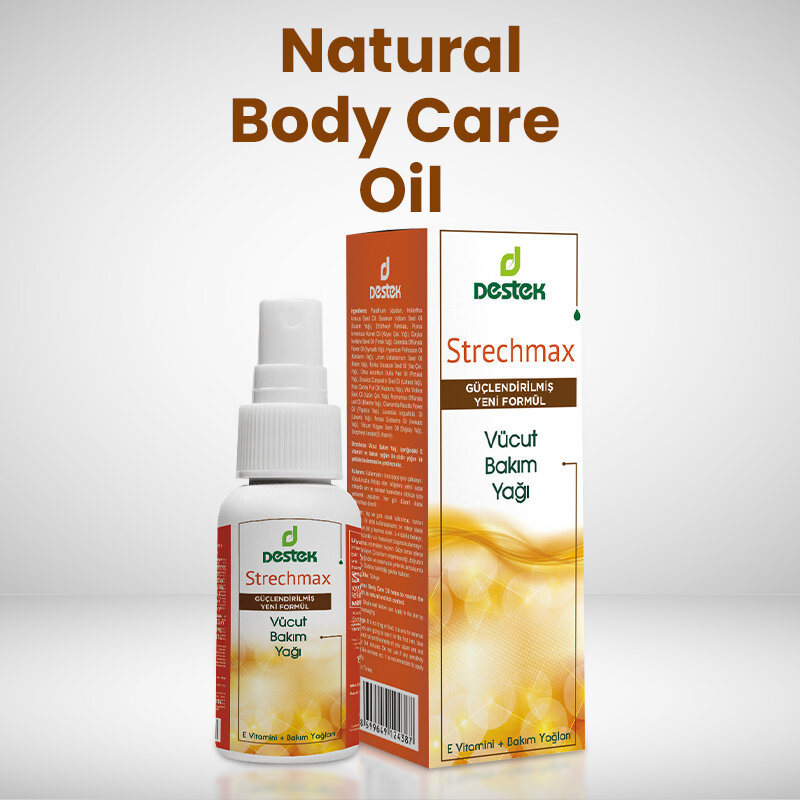 Natürliche Körperpflege Öl 150 ml