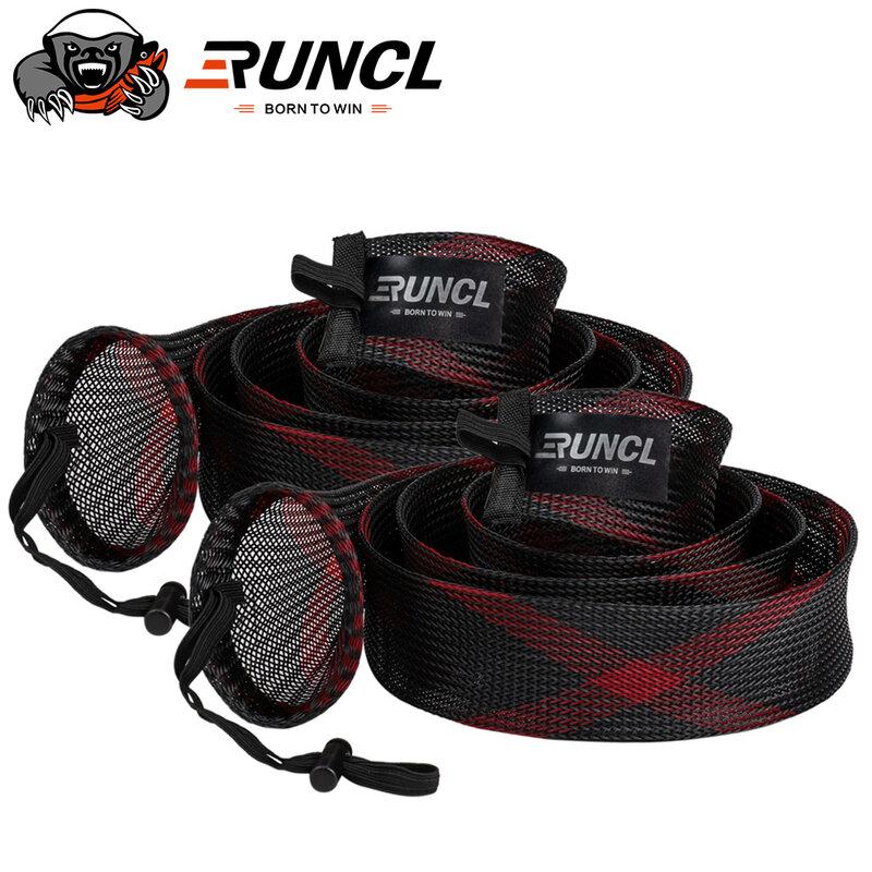 RUNCLตกปลาRod & Reelกระเป๋า,ปั่น/Casting Rodถุงเท้า & Spinning/Baitcasting ReelครอบคลุมตกปลาProtector Accessorie